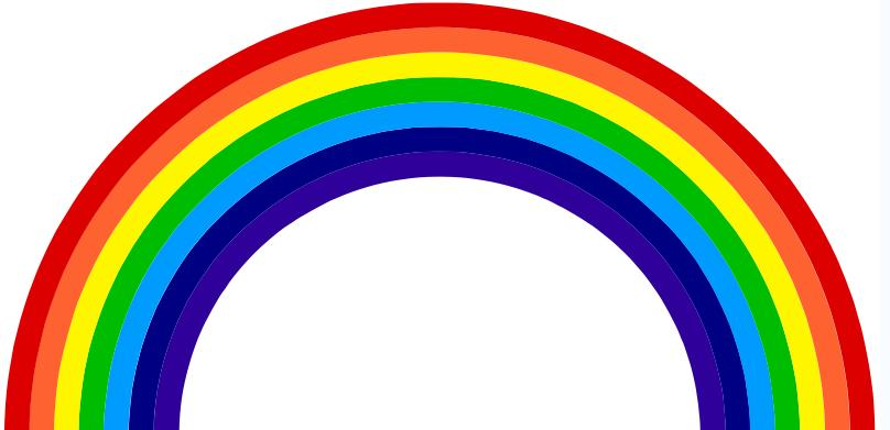 A Rainbow Is An Optical Illusion A Person Has When Seeing